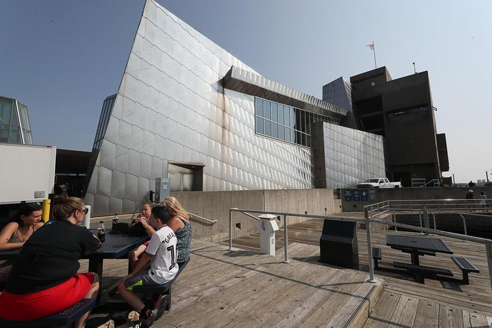 The New England Aquarium, nearing its 50th anniversary, has a new chief executive.